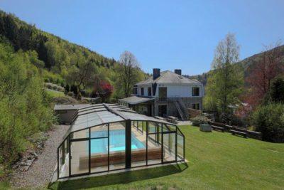 Landhuis Au Bonalfa in Vielsalm - Ardennen - België - 21 personen - overdekt zwembad