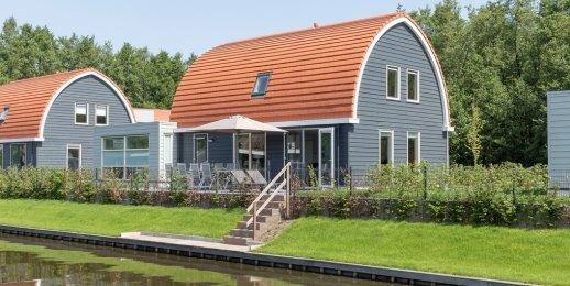 Watervilla 8LZ in Midlaren - Drenthe - Nederland - 8 personen