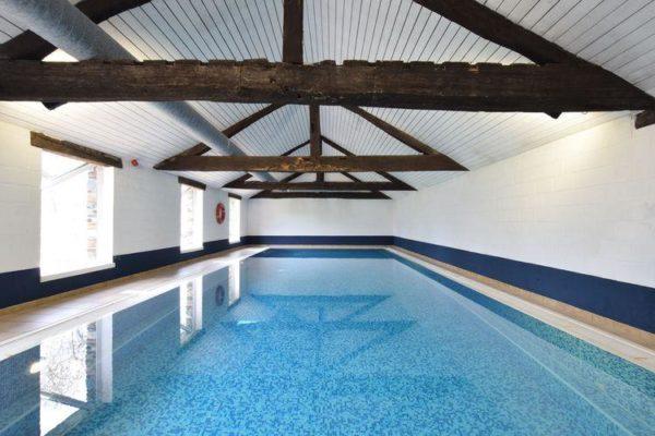 La Blanche Vignerie in Lavacherie - Ardennen - België - 41 personen - binnenzwembad