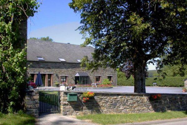 La Blanche Vignerie in Lavacherie - Ardennen - België - 41 personen