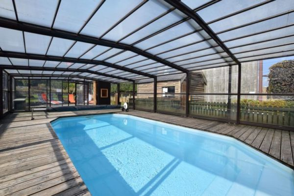 Le Petit Baigneur in Viesalm - Ardennen - België - 31 personen - binnenzwembad
