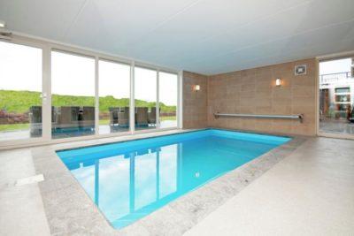 Luxe Beveland in Colijnsplaat - Zeeland - Nederland - 12 personen - binnenzwembad