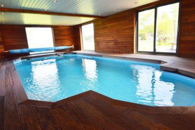 Residence Maxime in Sourbrodt - Ardennen - België - 20 personen - binnenzwembad