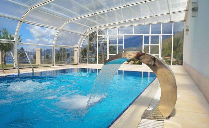 vakantiehuis met binnenzwembad frankrijk