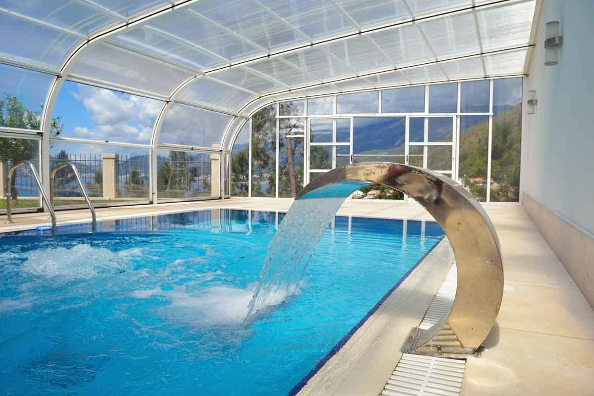 vakantiehuis met binnenzwembad limburg