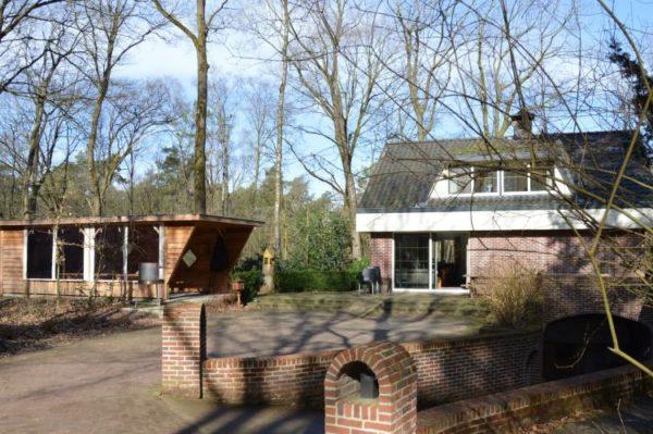 Vakantiehuis Priruco in Lunteren - Gelderland - Nederland - 14 personen - buiten