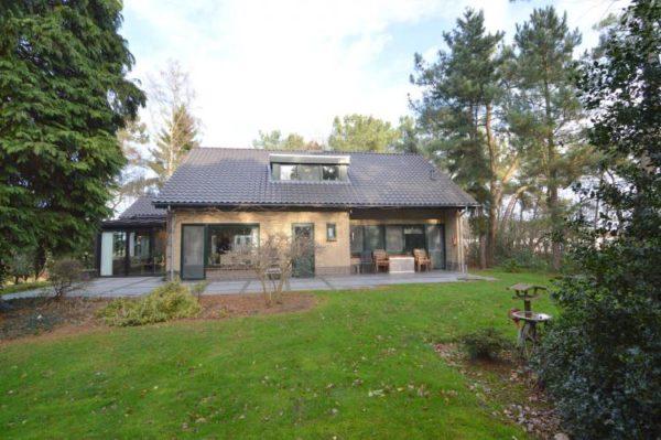 Vakantiehuis Spankerbos in Venhorst - Noord Brabant - Nederland - 11 personen - buiten