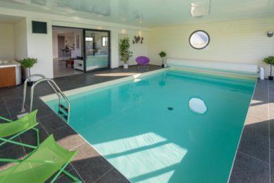 Villa Azur in Plounéour - Bretagne - Frankrijk - 8 personen