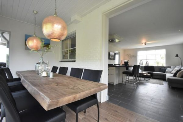 Villa Duin in Julianadorp aan zee - Noord Holland - Nederland - 8 personen - eetkamer - woonkamer