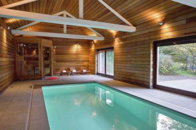 Villa L'Amblève in Stoumont - Ardennen - België - 30 personen - binnenzwembad