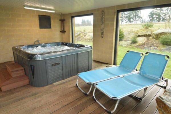 Villa Morfaz in Jalhay - Ardennen - België - 24 personen - jacuzzi
