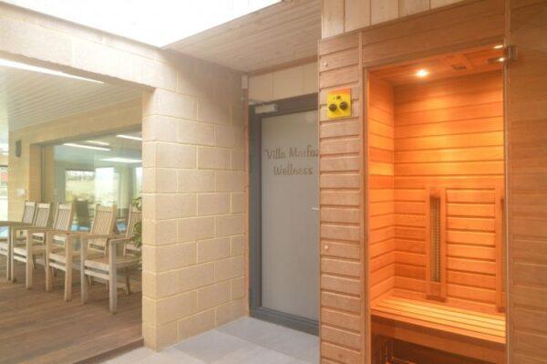 Villa Morfaz in Jalhay - Ardennen - België - 24 personen - sauna