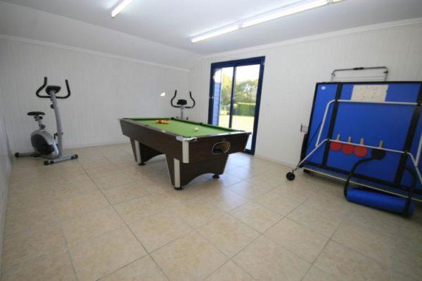 Villa Moulin in Moëlan sur mer - Bretagne - Frankrijk - 8 personen - recreatieruimte