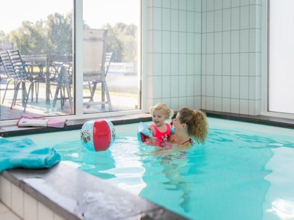 Watervilla 10LZ in Midlaren - Drenthe - Nederland - 10 personen - zwembad