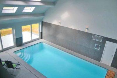 Wellnesshuis in Somme Leuze - Ardennen - België - 12 personen - binnenzwembad