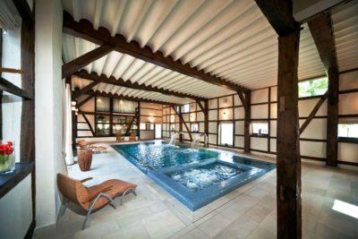 Carrehoeve A Gen Beuke - Limburg - Nederland - 24 personen - binnenzwembad en jacuzzi