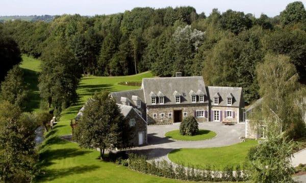 Villa Boukai Moulin - Ardennen - België - 22 personen - landgoed