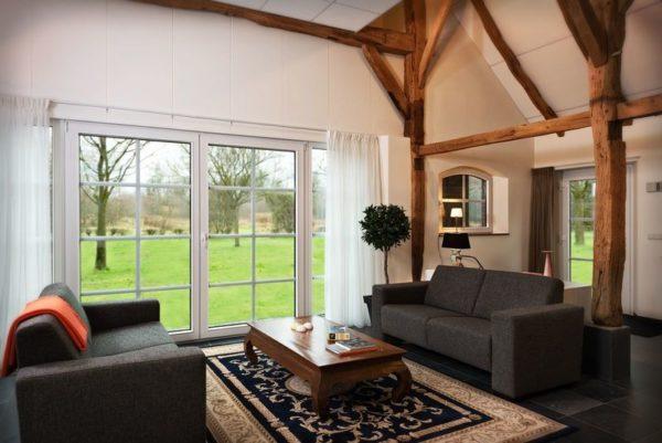 Winterhuis 4 Seizoenen - Gelderland - Nederland - 4 personen - woonkamer