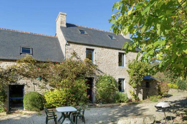 Kergallic in Plounéour-Trez - Frankrijk - Bretagne - 8 personen - huis