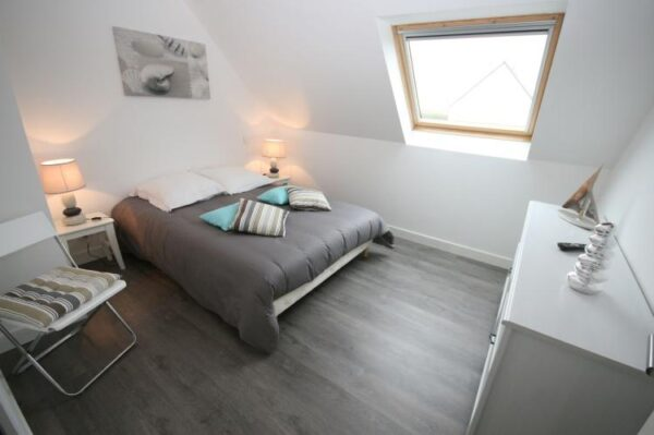 Lividic in Plounéour-Trez - Frankrijk - Bretagne - 8 personen - slaapkamer
