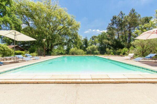 Métairie du Vignaud 16P in Bourgnac - Frankrijk - Dordogne -16 personen - zwembad