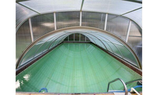 Natuurhuisje in Auerbach/vogtland 17615 - Duitsland - Saksen - 4 personen - zwembad