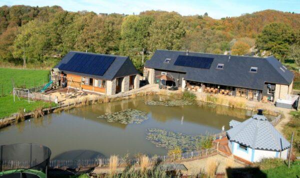 Natuurhuisje in Erezee 29730 - Ardennen - België - 20 personen - huis