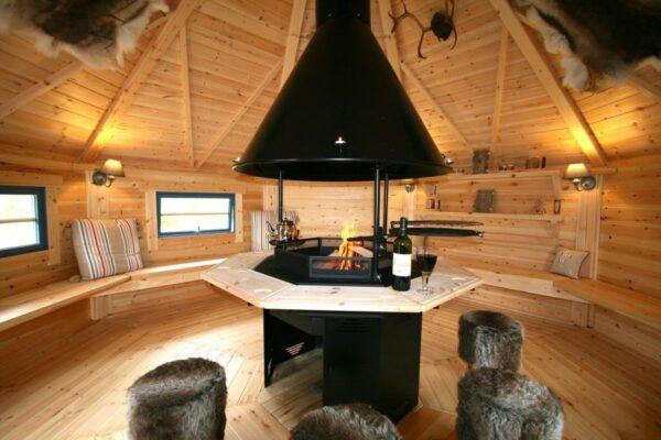 Natuurhuisje in Erezee 29730 - Ardennen - België - 20 personen - sauna