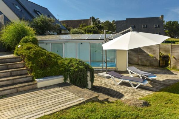 Serene in Moëlan sur mer - Frankrijk - Bretagne - 9 personen - huis
