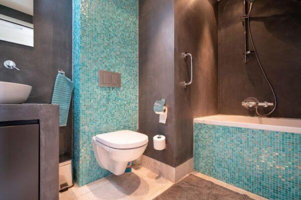 Villa Aerdenhout in Aerdenhout - Noord-Holland - Nederland - 10 personen - luxe badkamer