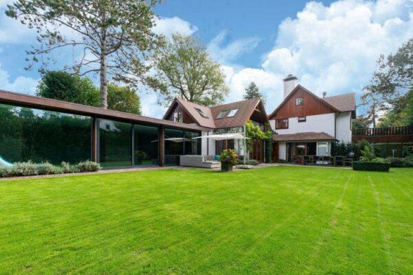 Villa Aerdenhout in Aerdenhout - Noord-Holland - Nederland - 10 personen - grote omheinde tuin