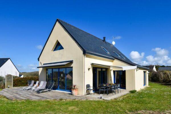 Villa Goéland in Moëlan sur mer - Frankrijk - Bretagne - 9 personen - huis