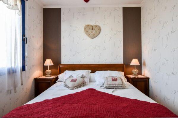 Villa Goéland in Moëlan sur mer - Frankrijk - Bretagne - 9 personen - slaapkamer