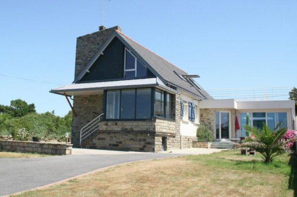 Villa Perle in Moelan sur mer - Bretagne - Frankrijk - 8 personen - buiten