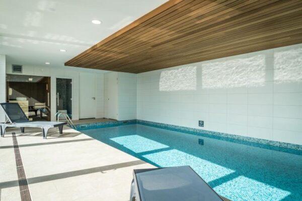 Villapark De Koog 3 in De Koog - Waddeneilanden - Nederland - 6 personen - binnenzwembad