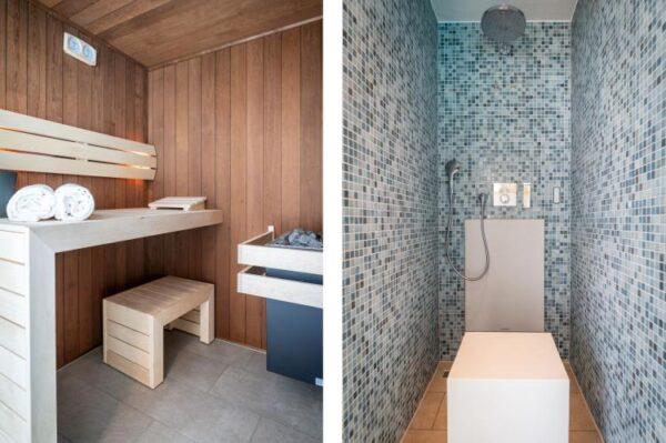 Villapark De Koog 3 in De Koog - Waddeneilanden - Nederland - 6 personen - sauna - stoomcabine
