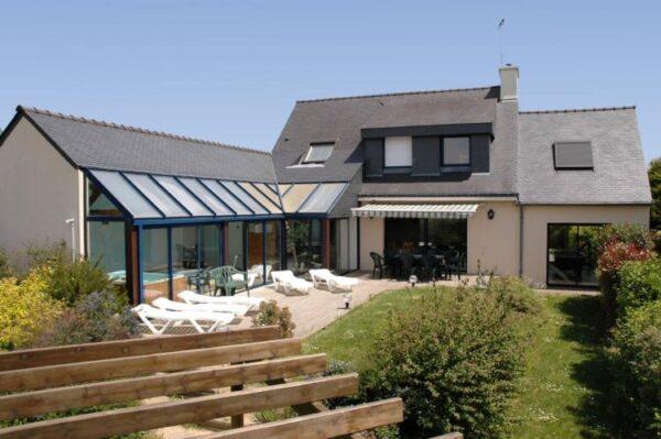 Visu in Moëlan sur mer - Frankrijk - Bretagne - 10 personen - huis